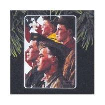 1996 Growth Of A Leader - Boy Scouts of America - QX5541 - SDB