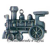 1998 Noel RR Locomotive - Anniversary Edition Miniature Ornament - QXM4286