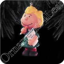 1996 Peanuts Gang #4 - Sally - QX5381 - SDB