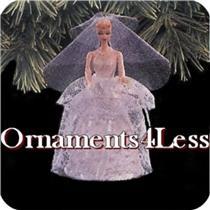 1997 Nostalgic Barbie #4 - Wedding Day Barbie 1959-1962 - QXI6812
