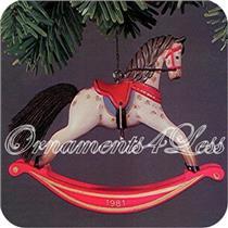 1981 Rocking Horse #1