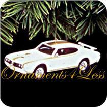1997 Classic American Cars #7 - 1969 Hurst Oldsmobile 442 - QX6102