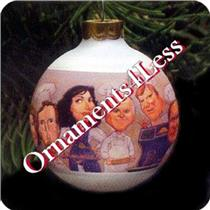 1995 Artists Caricature Ball - EXPO Ornament