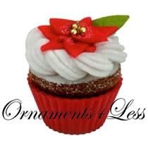 2010 Christmas Cupcakes #1 - Oh So Sweet! - QX3073 - SDB