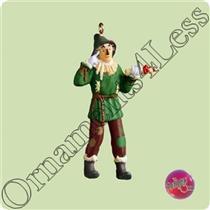 2004 Scarecrow - Wizard of Oz Miniature Ornament - QXM5091 - SDB
