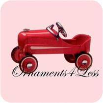2000 The Winners Circle #2 - 1940 Garton Red Hot Roadster
