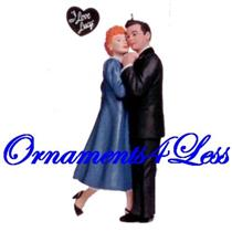 2000 Lucy is Enciente - I Love Lucy - QX6884 - DB