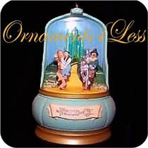1996 Emerald City - Wizard of Oz Magic - QLX7454 - SDB