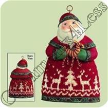 2004 Norway Santa - Santas From Around the World - QP1711 - SDB