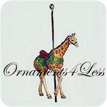 2005 Carousel Ride #2 - Proud Giraffe - QX2012