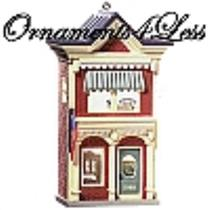 1989 Nostalgic Houses and Shops #6 - U.S. Post Office - QX4582 - NO BOX
