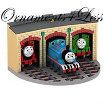 2009 Christmastime With Thomas - Thomas the Tank Engine - QXI1342 - SDB