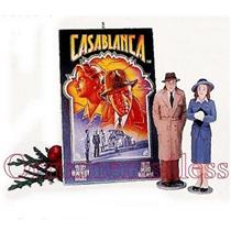 1997 Casablanca - Set of 3 Miniature Ornaments