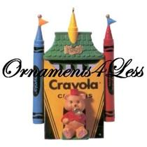 1993 Crayola #5 - Bright Shining Castle - QX4422 - DB