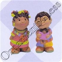 1997 PendaKids - Set of 2 - DB with Sticker