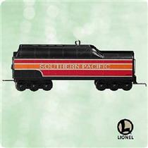 Hallmark Keepsake Ornament - 2003 Daylight Oil Tender - Lionel Trains - #QXI8249