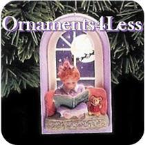 1998 A Christmas Eve Story - Becky Kelly - QX6873