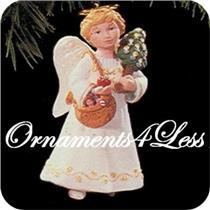1996 Christmas Visitors #2 - Christkindl - QX5631 - DB