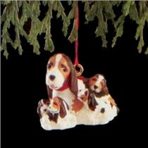 1991 Lulu and Family - Miniature Ornament - QXM5677 - DB