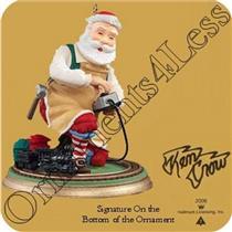 Hallmark 2006 Toymaker Santa #7 - Retailer Incentive Ornament - #QX2573-FS