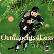 2001 Mario Lemieux - Hockey Greats Series Complement - QXI6155 - SDB