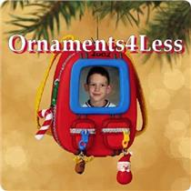 2002 Back to School - Photo Holder - QX8696