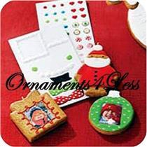 2007 I Made it Myself - Santa Photo & Ornament Kit - QHF3117