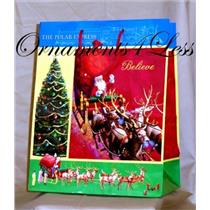 2004 The Polar Express Large Gift Bag - XGB1014