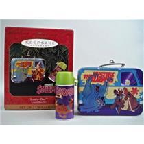 1999 Scooby Doo Lunch Box Set - QX6997 - SDB