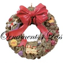 1987 Wreath of Memories - Keepsake Club - SDB