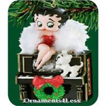 Carlton 2005 Betty Boop - Holiday High Note Magic - CXOR104N