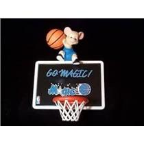 1998 Orlando Magic - NBA Mouse on Backboard - NR-MINT
