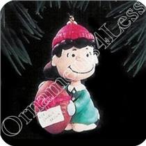 1994 Peanuts Gang #2 - Lucy - QX5203 - DB