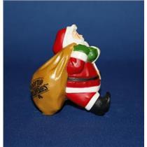 1983 Santa - Rooftop Deliveries - Merry Miniature - XHA3427
