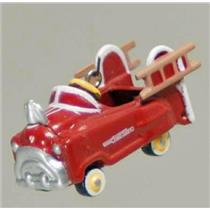 1996 Miniature Kiddie Car Classics #2 - Murray Fire Truck - SDB