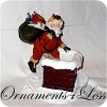 1987 Special Delivery - The Night Before Christmas Collection - Limited Figurine - BOX HAS AGE SPOTS