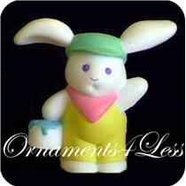 1990 Crayola Bunny with Paint Can - NO BOX