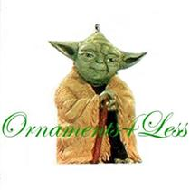 1997 Yoda - Star Wars - QXI6355 - DB