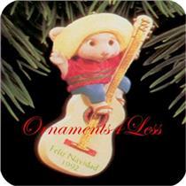 1992 Feliz Navidad - QX5181 - NO TAG