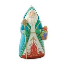 Hallmark Club Ornament 2014 France - Santa's From Around The World - #QXC5103