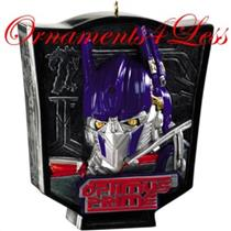 American Greetings 2009 Optimus Prime Relief - Transformers - AG150V