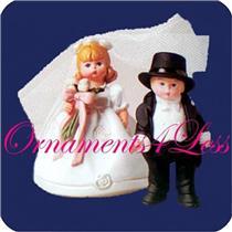 1998 Bride and Groom - Madame Alexander - QFM8486