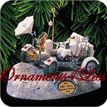 1999 Journeys into Space #4 - Lunar Rover Vehicle - Magic - QLX7377 - DB