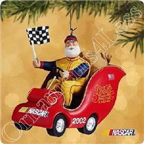2002 Santa's Racin Sleigh - Nascar - QXI5306 - SDB