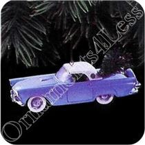 1993 Classic American Cars #3 - 1956 Ford Thunderbird - QX5275 - SDB