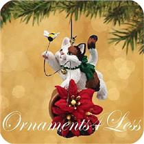 Hallmark Series Ornament 2002 Mischievous Kittens #4 - #QX8046-SDB