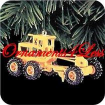 1998 Tonka Road Grader - QX6483