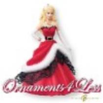 Hallmark Series Keepsake Ornament 2007 Celebration Barbie #8 - #QX2359-SDB