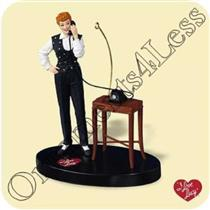 2006 Hello Ricky - I Love Lucy Magic - QXI6366