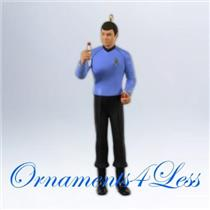Hallmark Series Ornament 2012 S.T. Legends #3 Dr Leonard Bones McCoy QX8244-SDB